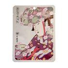 Маска для лица Mitomo «Алоэ + Экстракт цветков сакуры»