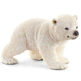 Фигурка «Белый медвежонок»