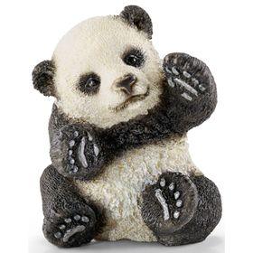 Фигурка «Панда детёныш, играет»