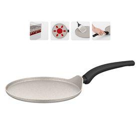 Сковорода блинная с антипригарным покрытием, 25 см MARMIA