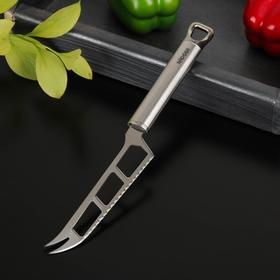 Нож кухонный NADOBA KAROLINA для сыра, лезвие:10 см