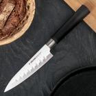 Нож кухонный NADOBA KEIKO поварской, лезвие 12,5 см - Фото 1