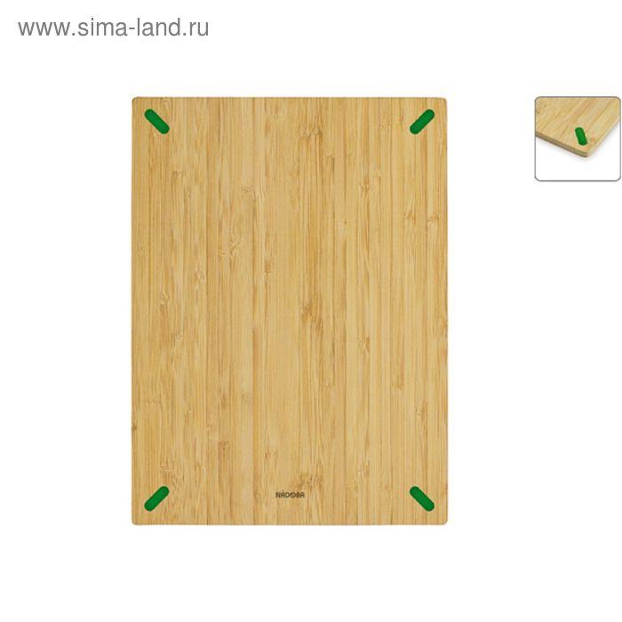 Разделочная доска из бамбука, 38 × 28 см STANA