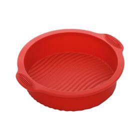 Форма для выпечки круглая, 28x25x6 см
