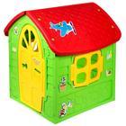 Детский игровой домик, цвет зелёный - Фото 1