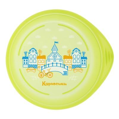 Тарелка детская, диаметр 19 см, цвета МИКС - Фото 1