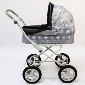 Москитная сетка на коляску-люльку, цвет чёрный, 60х100 см Ош