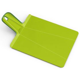 Доска разделочная Joseph Joseph Chop2Pot Plus, средняя, зелёная