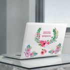 Наклейки на ноутбук