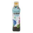 Удобрение органоминеральный коктейль Active Цветущие, для цветущих комнатных растений, 0,5л   208241