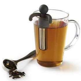 Ёмкость для заваривания чая Buddy, цвет чёрный