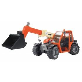 Погрузчик колёсный JLG 2505 Telehandler, с телескопическим ковшом