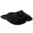 Слайдеры, цвет чёрный, размер 42-43