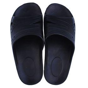 Слайдеры мужские «Отель», цвет чёрный, размер 43/44 Ош