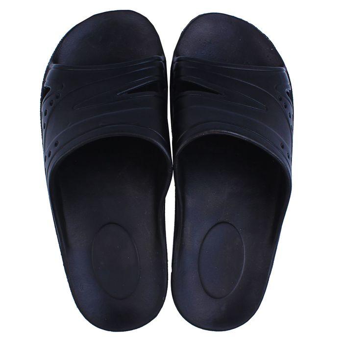 Слайдеры, цвет чёрный, размер 43-44