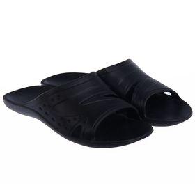 Слайдеры, цвет чёрный, размер 43-44 Ош