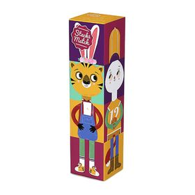 Кубики Stack&Match «Животные»
