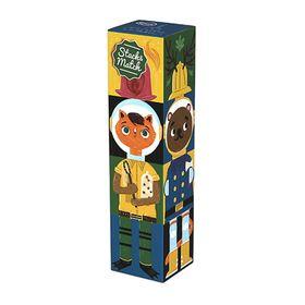 Кубики Stack&Match «Приключения»
