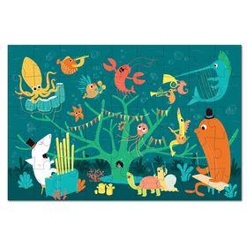 Пазл «Морские животные», 45 элементов