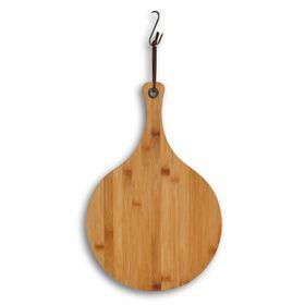 Доска разделочная, размер 43х28х1,2 см, бамбук