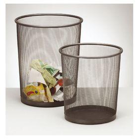 Корзина для мусора, размер 29,5х35 см, металл