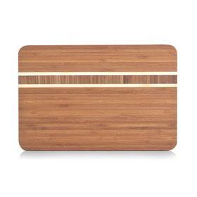 Доска разделочная, размер 30х20х1,6 см, бамбук