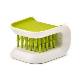 Щётка для столовых приборов и ножей Joseph Joseph BladeBrush, зелёная
