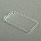 Чехол LuazON для телефона iPhone 5/5S, силиконовый, тонкий, прозрачный - Фото 2