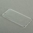 Чехол LuazON для iPhone 6/6S, силиконовый, тонкий, прозрачный
