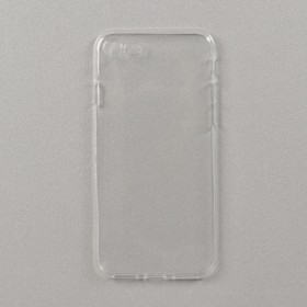 Чехол LuazON, для iPhone 7/8/SE (2020), силиконовый, тонкий, прозрачный