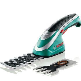 Аккумуляторные ножницы Bosch isio 3 (0600833102), для травы и кустов Ош