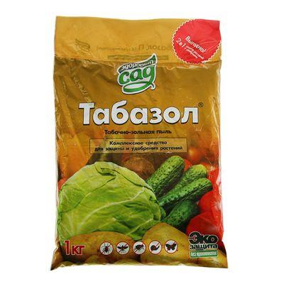 Средство от насекомых вредителей Табазол Здоровый сад, 1кг