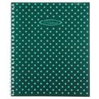 Тетрадь 48 листов в клетку, на гребне «Горошки», обложка мелованный картон, ВД-лак, МИКС - Фото 3