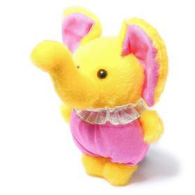 Мягкая игрушка «Слон Пончик», 25 см, МИКС