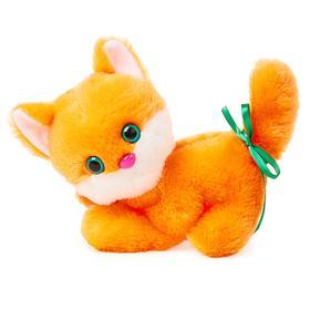 Мягкая игрушка «Кот Марсик», 20 см, МИКС