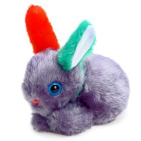 Мягкая игрушка «Кролик Малыш-1», цвета МИКС