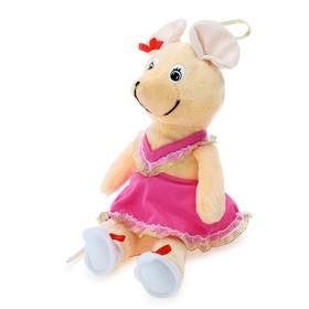 Мягкая игрушка «Мышь Маришка», цвета МИКС