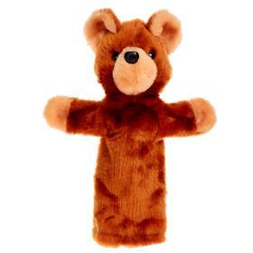 Мягкая игрушка на руку «Медведь Би-ба-бо»