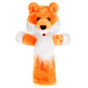 Мягкая игрушка на руку «Лиса Би-ба-бо»