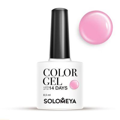 Гель-лак Solomeya Color Gel Delia, 8,5 мл