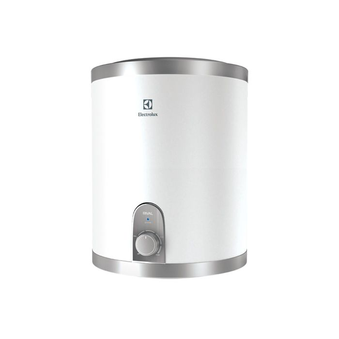 Водонагреватель Electrolux EWH 10 Rival U, накопительный, 1.5 кВт, 10 л, белый
