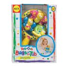 Игрушки для ванны «Поймай бабочку», 4предмета, от 2 лет