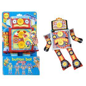 Развивающая игрушка «Робот Пуговка», от 2 лет