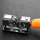 Точилка для ножей Доляна «Оранж», 19×3,5 см - Фото 2