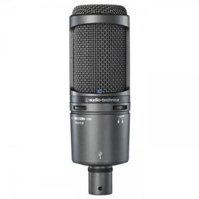 Микрофоны AUDIO-TECHNICA AT2020USB+ Ош