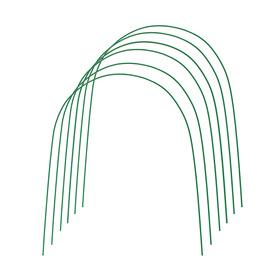 Комплект дуг для парника, металл в кембрике 3 м, d = 10 мм, набор 6 шт Ош
