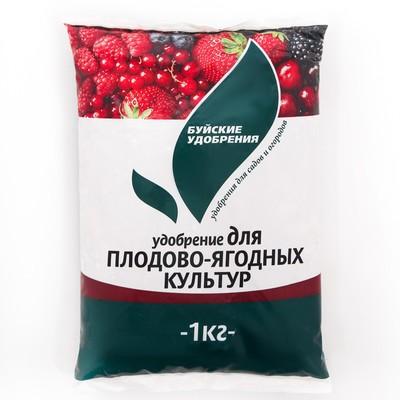 """Удобрение минеральное """"Для плодово-ягодных культур"""", 1 кг - Фото 1"""