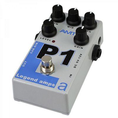 Гитарный предусилитель AMT Electronics P-1 Legend Amps P1 (PV-5150) - Фото 1