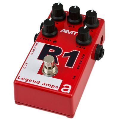 Гитарный предусилитель AMT Electronics R-1 Legend Amps R1 (Rectifier) - Фото 1