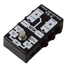 Пассивный двухканальный коммутатор (селектор) AMT Electronics TS-2 TRUE SELECTOR